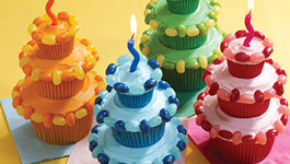 Party Perfect Cupcakes Birthday Recipe