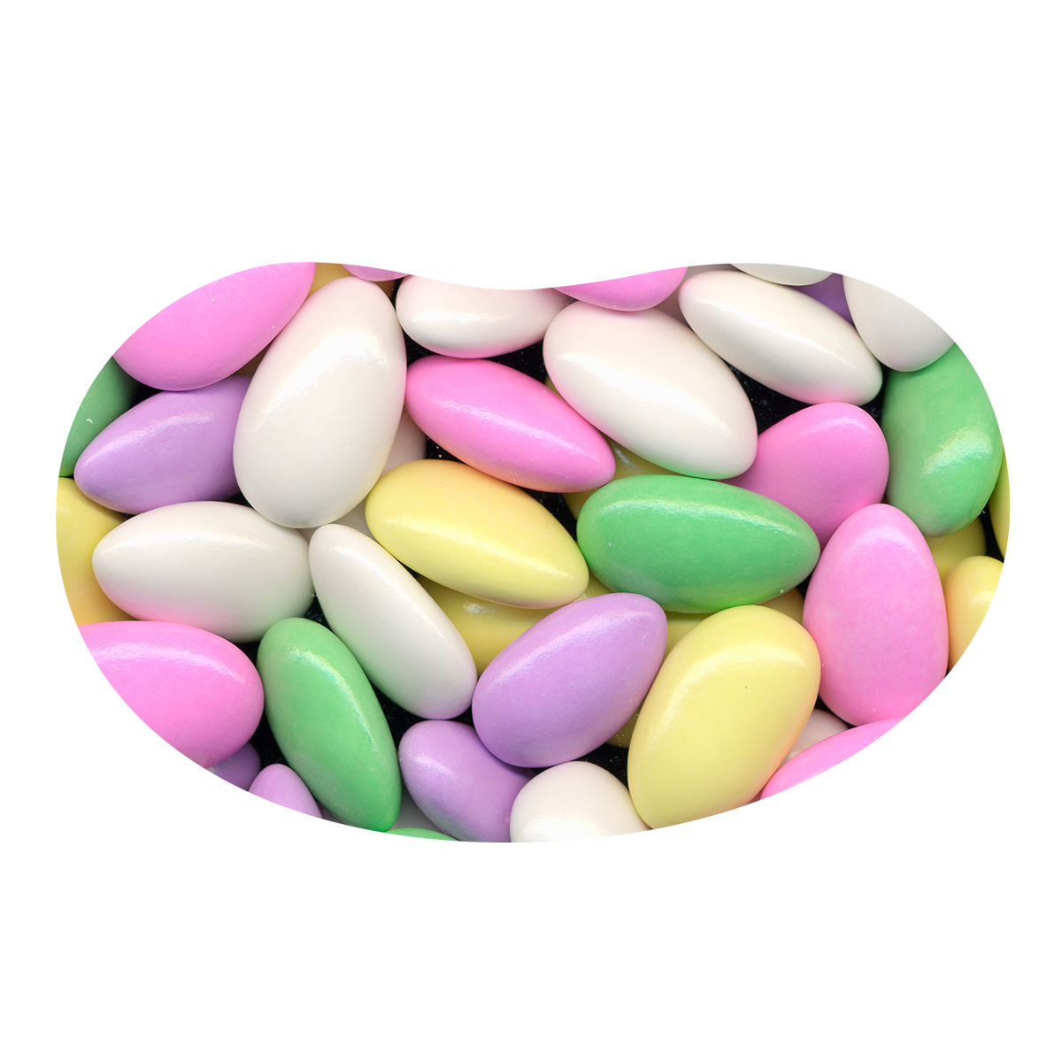 Assorted Jordan Almonds Candy