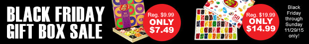 Get the Official 50-Flavor Jelly Belly Gift Box for only $14.99 (reg. $19.99)
