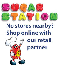 Shop online with our retail partner, Sugar Station