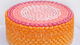 Ombre Cake Birthday Recipe