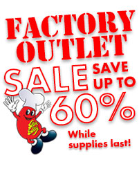 Jelly Belly Factory Outlet