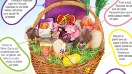 Jelly Belly DIY Easter Basket!