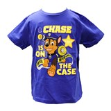 paw patrol chase on the case tee