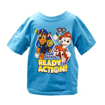 paw patrol ready for action tee