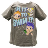bubble guppies swim tee