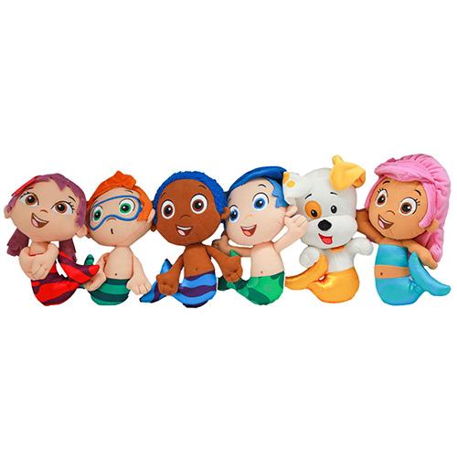 Bubble Guppies Nonny Plush