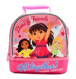 dora all together lunch box