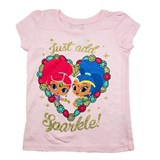 shimmer and shine sparkle tee