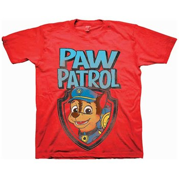 Paw Patrol Chase Badge Toddler Tee - ShopNickU