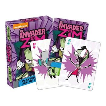 e3232f179fe Nickelodeon Invader Zim Playing Cards - ShopNickU