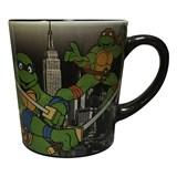 71ec7108a9f Retro TMNT Skyline Mug