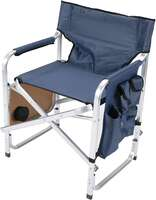 Aluminum Frame With Polyester Mesh Fabric Director Chair Image 1