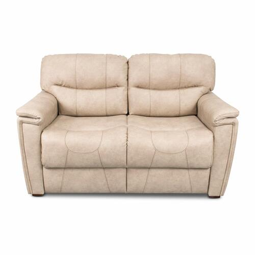 Thomas Payne 68? Tri-Fold Sofa in Grantland Doeskin Image 1