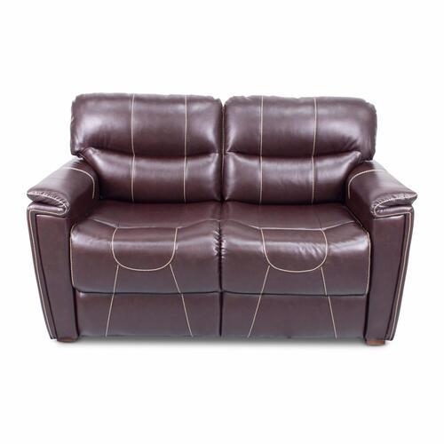 "Thomas Payne 68"" Tri-Fold Sofa in Jaleco Chocolate Image 1"