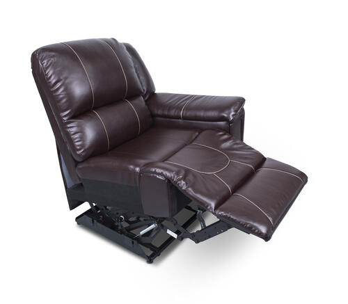 Left Hand Recliner - Heritage Series (Jaleco Chocolate) Image 1