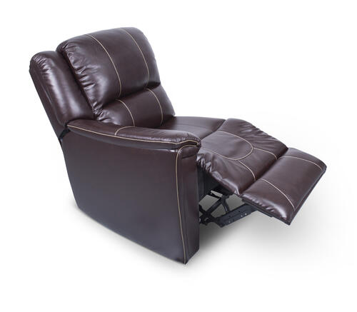 Right Hand Recliner - Heritage Series (Jaleco Chocolate) Image 1
