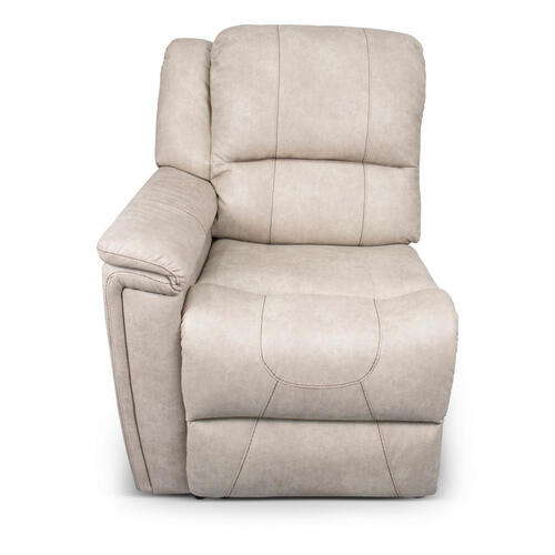Right Hand Recliner - Heritage Series (Grantland Doeskin) Image 1