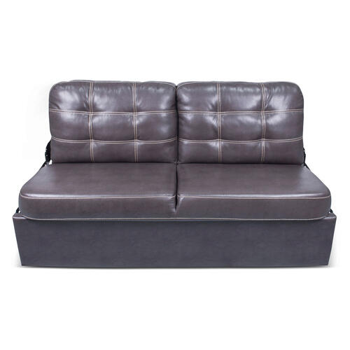 "68"" Jackknife Sofa in Poise Dark Chocolate Image 1"