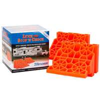 Wheel Stop Chock (2 Pack)