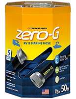 ZERO-G RV WATER HOSE - 1/2 IN X 50 FT - BY APEX