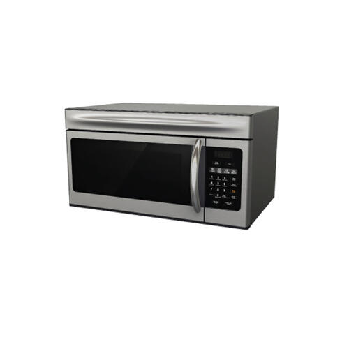 1.5 cu.ft OTR Convection Microwave Oven -  Stainless Steel Image 1