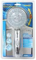 Chrome Shower Head Kit