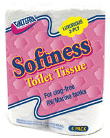 RV Toilet Tissue - Quilted
