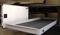 RV Cargo Slide Tray