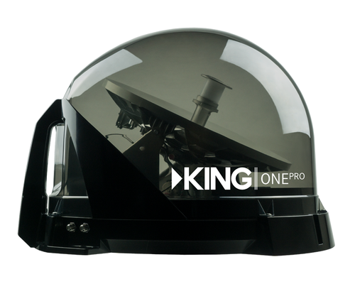 KING ONE Pro All-In-One Stationary Automatic Satellite Antenna