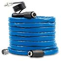 "Camco 50ft Cold Weather Heated Drinking Water Hose 5/8"" Inner Diameter -40?F/C Image 2"