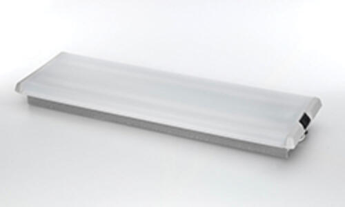 Thin lite Model 742, fluorescent light fixture,