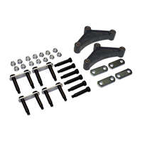Triple Axle AP Kit - Long EQ - Std. Bolts Image 1