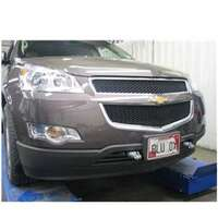 Blue Ox BX1783 Base Plate for Chevy Traverse Image 1