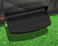?Prest-O-Fit Ruggids Entry Step Rug 22 Inch - Charcoal Black