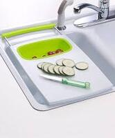 Over The Sink Cutting Board Image 1