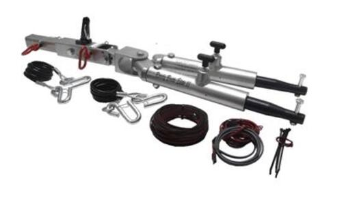Ready Brute Elite II Aluminum Tow Bar System Image 1