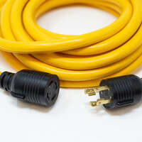 ?A classic heavy duty 30A power cord to reach any need