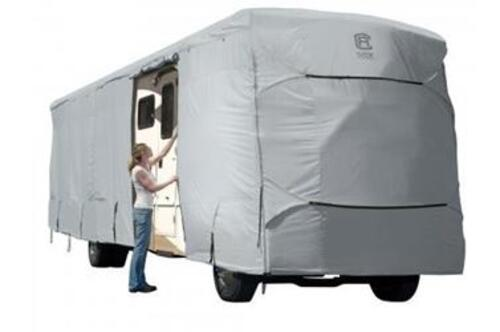 ?RV Cover - for Class A Motorhomes - PermaPRO, Gray, fits 33' To 37'