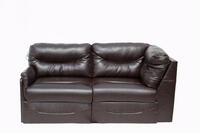"80"" Sleeper Sofa in Jaleco Chocolate PR1801-019"