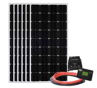 Go Solar 1140-Watt Solar All-Electric Kit Image 1