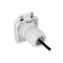 Square Marine Power Smart Inlet 30A 125V ? White Image 1