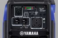Yamaha EF2200iS Inverter Generator, 2200 Watts, Blue Image 1