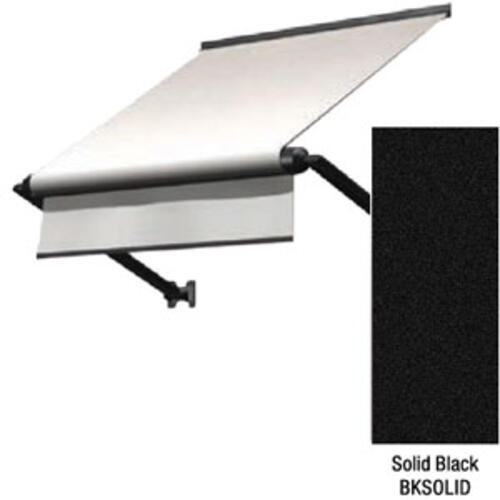 "90.2434 - 60"" Xl Wa Roll Blk Solid - Image 1"