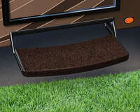?Prest-O-Fit Trailhead Entry Step Rug 22 Inch - Grizzly Brown