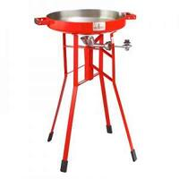 FIREDISC DEEP PAN COOKER - 36IN HIGH - RED