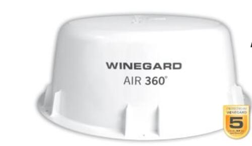 ?Winegard Air 360 Broadcast TV Antenna - White