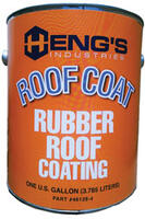 Elixir Rubber Roof Coating White Gallon