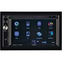 ASA JRV9000R AM/FM Radio with Built-in GPS and Navigation Image 2