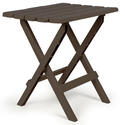 03.0676 - Table Folding Lg, Brown - Image 1